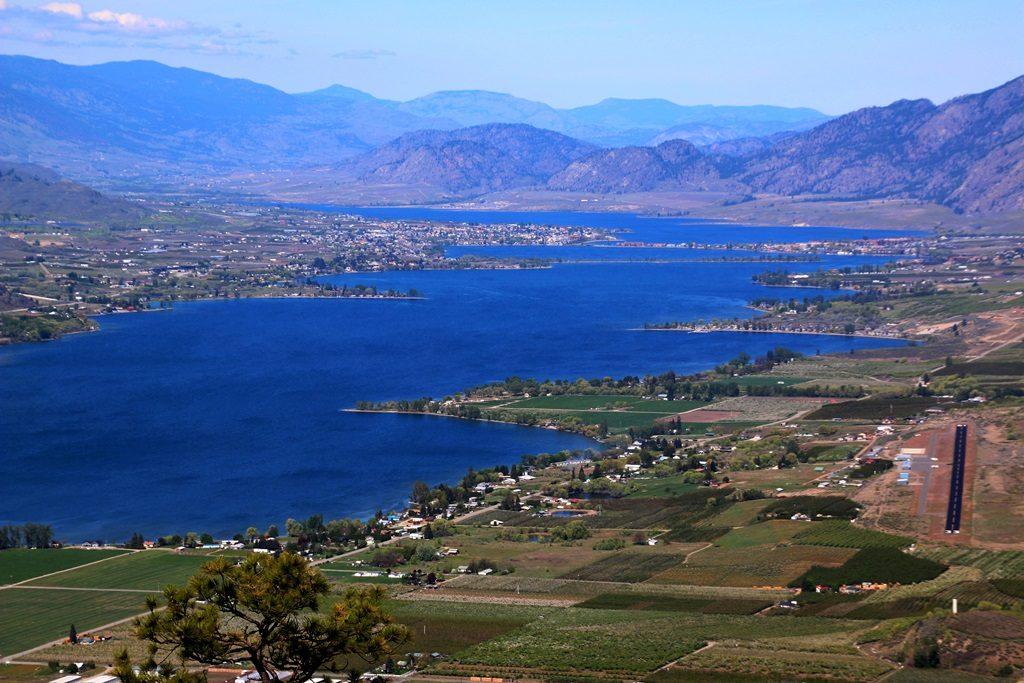 About Osoyoos Lake Osoyoos Lake Water Quality Society