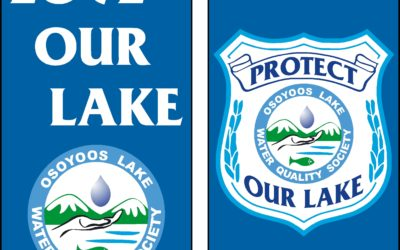 Osoyoos Lake Water Quality Society received $3,000 grant from Town of Osoyoos