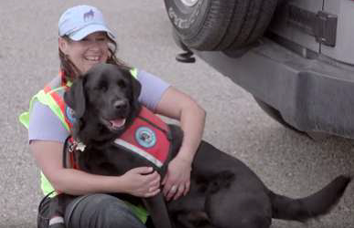 FREE EVENT – Learn about what Montana is doing to prevent mussel invasion & meet Hilo, Alberta's mussel sniffing dog
