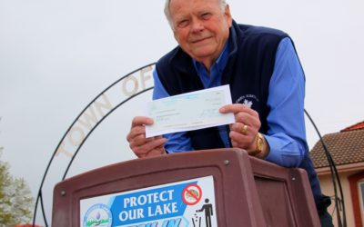 OLWQS receives Community Services Grant from Town of Osoyoos
