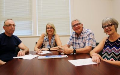 Three new members join Osoyoos Lake Water Quality Society Board