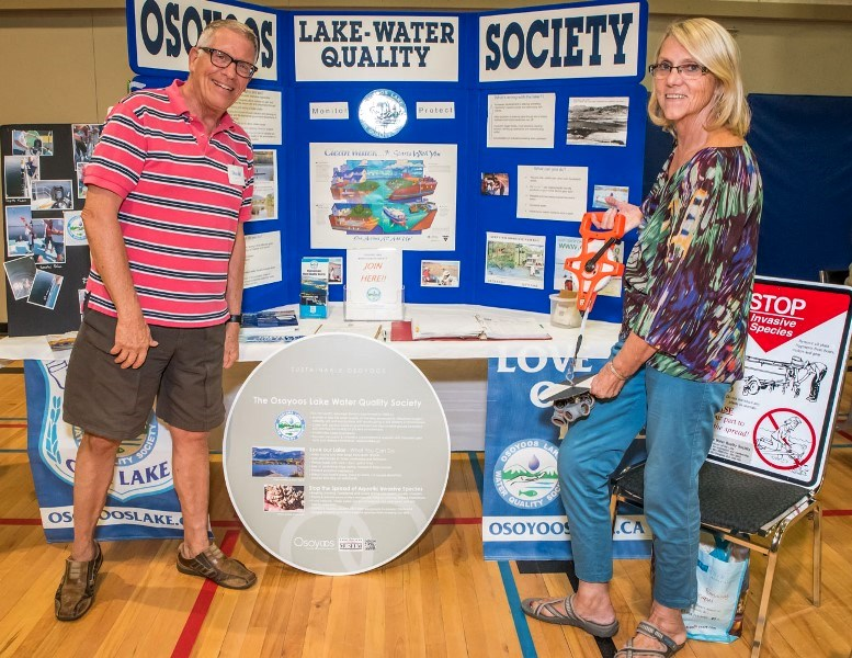 What you can do to protect Osoyoos Lake