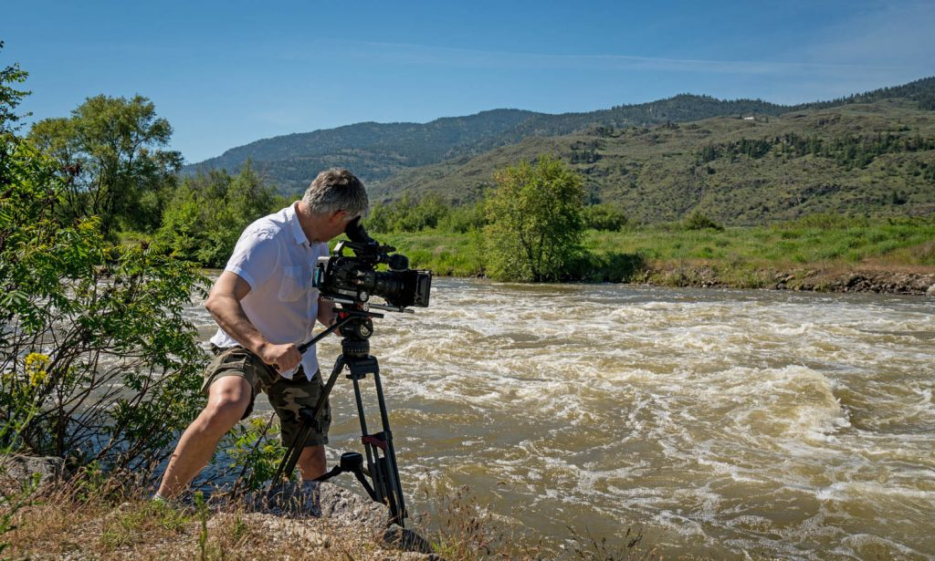 Free Showing of A River Film at Vickies Backdoor Club, Oroville Thurs March 29 7:00 PM
