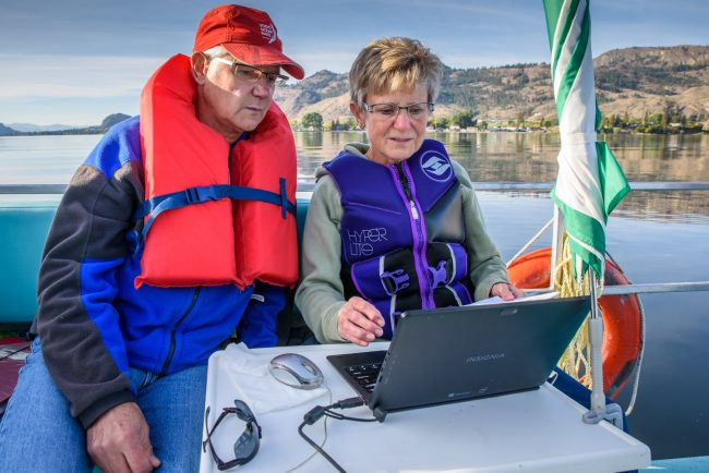 OLWQS has a new role – Invasive Mussel Detectives