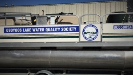 OLWQS unveils 'new' boat at Fiesta Fiesta parade