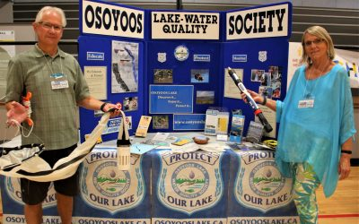 Education is key to protect Osoyoos Lake